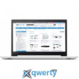Lenovo IdeaPad 320-15IKB (80XL03HNRA) Blizzard White