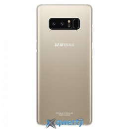 Samsung Clear Cover для смартфона Galaxy Note 8 (N950) Transparent