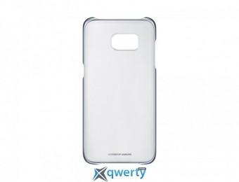Samsung Clear Cover для смартфона Galaxy S7 Edge (G935) BLACK