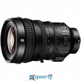 Sony 18-110mm, f/4.0 G Power Zoom (E-mount)