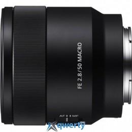 Sony 50mm, f/2.8 Macro для камер NEX FF