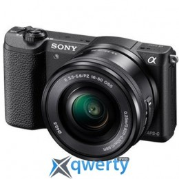 Sony Alpha 5100 kit 16-50 Black
