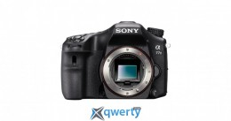 Sony Alpha 77M2 body black