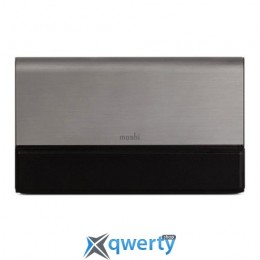 Moshi IonSlim 5K (USB-C) Portable Battery Gunmetal Gray (99MO022138)