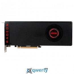 MSI PCI-Ex Radeon RX Vega 56 8192MB HBM2 (2048-bit) (1156/800) (3 x DisplayPort, HDMI) (Radeon RX Vega 56 8G) купить в Одессе