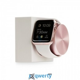Native Union Dock for Apple Watch Stone/Rose Gold (DOCK-AW-SL-STO)