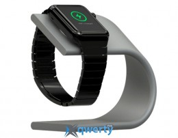 Nomad Stand Silver for Apple Watch (STAND-APPLE-S)