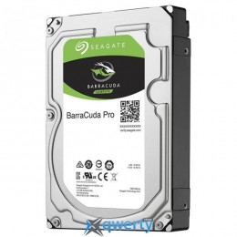 Seagate BarraCuda Pro HDD 4TB 7200rpm 128MB (ST4000DM006) 3.5 SATA III купить в Одессе