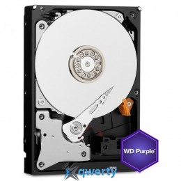 Western Digital Purple 3TB 64MB 5400rpm (WD30PURZ) 3.5 SATA III