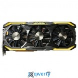 Zotac GeForce GTX 1080 8GB AMP Extreme+ 11Gbps GDDR5X (256bit) (1771/11200) (DVI, HDMI, 3xDisplayPort) (ZT-P10800I-10P)
