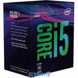 Intel Core i5-8600K 3.6GHz 8GT 9MB (BX80684I58600K) s1151 BOX