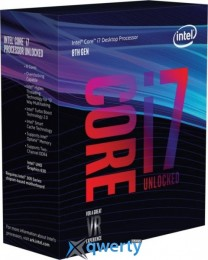 Intel Core i7-8700K 3.7GHz 8GT 12MB (BX80684I78700K) s1151 BOX
