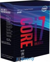 Intel Core i7-8700K 3.7GHz 8GT 12MB (BX80684I78700K) s1151 BOX купить в Одессе