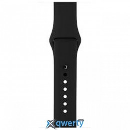 Apple Watch 42mm Sport Band Black
