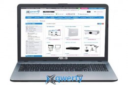 Asus VivoBook Max X541NA (X541NA-GO125) (90NB0E83-M01760) Silver