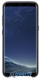 SAMSUNG S8+/EF-XG955ASEGRU - Alcantara Cover (Dark Gray)