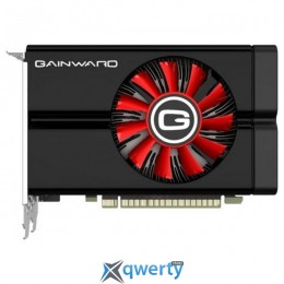 Gainward PCI-Ex GeForce GTX 1050 2GB GDDR5 (128bit) (1354/7000) (DVI, HDMI, DisplayPort) (NE5105001841-1070F / 426018336-3835)