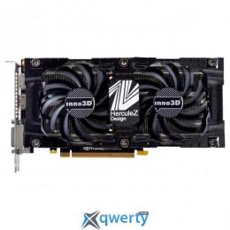 Inno3D GeForce GTX 1070 TwinX2 V3 8GB GDDR5 (256bit) (2 x DVI, HDMI, DisplayPort) (N1070-2SDV-P5DS)