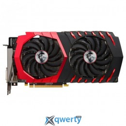 MSI PCI-Ex Radeon RX 580 Gaming X 4GB GDDR5 (256bit) (1380/7000) (DVI, 2 x HDMI, 2 x DisplayPort) (Radeon RX 580 GAMING X 4G)