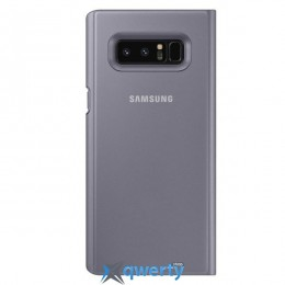 Samsung Clear View Standing Cover для смартфона Galaxy Note 8 (N950) Orchid Gray
