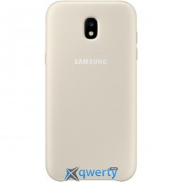 Samsung Dual Layer Cover для смартфона Galaxy J3 2017 (J330) Gold