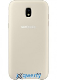 Samsung Dual Layer Cover для смартфона Galaxy J5 2017 (J530) Gold