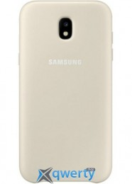 Samsung Dual Layer Cover для смартфона Galaxy J7 2017 (J730) Gold