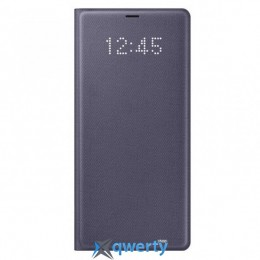 Samsung LED View Cover для смартфона Galaxy Note 8 (N950) Orchid Gray