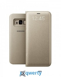 Samsung LED View Cover для смартфона Galaxy S8 (G950) Gold