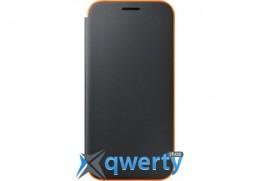 Samsung Neon Flip Cover для смартфона Galaxy A3 2017 (A320) Black