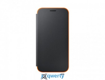 Samsung Neon Flip Cover для смартфона Galaxy A5 2017 (A520) Black