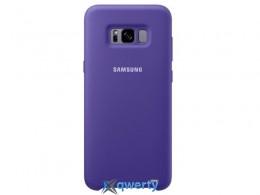 Samsung Silicone Cover для смартфона Galaxy S8+ (G955) Violet купить в Одессе