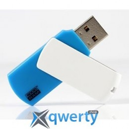 USB 16GB GOODRAM UCO2 (Colour Mix) Blue/White (UCO2-0160MXR11)