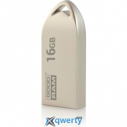 USB 16GB GOODRAM UEA2 (Eazzy) Silver (UEA2-0160S0R11)