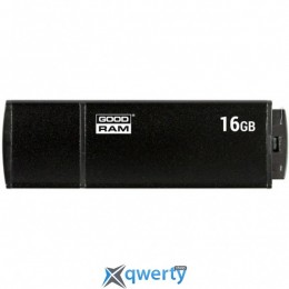 GOODRAM USB 16GB UEG2 (Edge) Black (UEG2-0160K0R11)