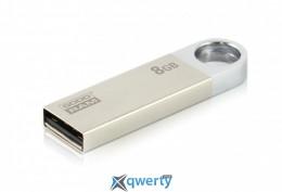 USB 8GB GOODRAM UUN2 (Unity) Silver (UUN2-0080S0R11)