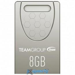 USB 8GB Team C156 Silver (TC1568GS01)