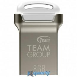 USB 8GB Team C161 White (TC1618GW01)