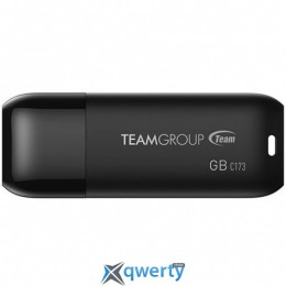 Team USB 8GB C173 Pearl Black (TC1738GB01)