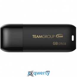 USB3.1 16GB Team C175 Pearl Black (TC175316GB01)