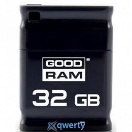 USB 32GB GOODRAM UPI2 (Piccolo) Black (UPI2-0320K0R11)