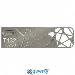 Team USB3.0 32GB T132 Silver (TT13232GS01)