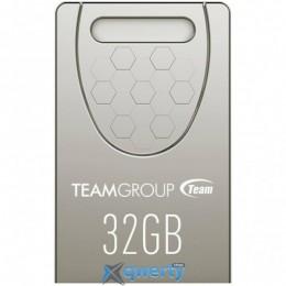 USB 32GB Team C156 Silver (TC15632GS01)