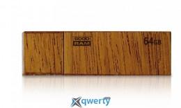 USB 64GB GOODRAM UEC2 (Eco) Brown (UEC2-0640N0R11)