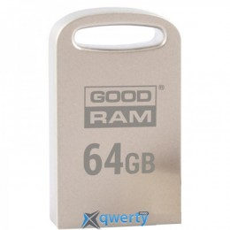 GOODRAM USB3.0 64GB Point Silver (UPO3-0640S0R11)