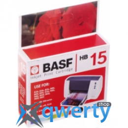 Basf №15 HP Black (OEM:C6615D)