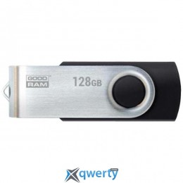 USB3.0 128GB GOODRAM UTS3 (Twister) Black (UTS3-1280K0R11) купить в Одессе