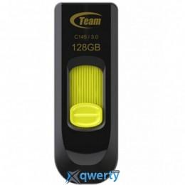 USB3.0 128Gb Team C145 Yellow (TC1453128GY01)