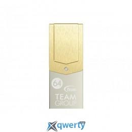 USB3.1 64GB OTG Type-C Team M161 Gold (TM161364GD01)