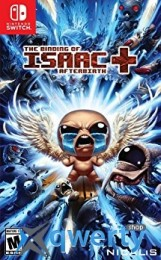 The Binding of Isaac: Afterbirth+(Switch)